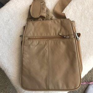Buxton crossbody bag